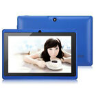 Q88 7 Inch Android 4.4 A33 Quad Core 8GB ROM 512MB RAM WiFi G-Sensor Tablet US
