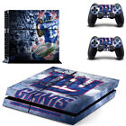 Choose Console - New York Giants - Vinyl Skin + 2 Controller Skins [0102] $15.85 USD on eBay