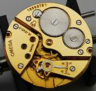 N.O.S. New Old Stock Omega c.161 38.5LT1 Watch Movement Parts -Choose From List image