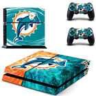 Choose Console - Miami Dolphins - Vinyl Skin + 2 Controller Skins [0119] $16.85 USD on eBay