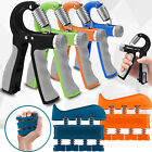 Hand Fingers Grip Trainer Gripper Adjustable Power Strength Exerciser Resistance image