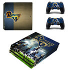 Choose Console - Los Angeles Rams - Vinyl Skin + 2 Controller Skins [0155] $15.85 USD on eBay