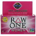 Garden of Life Vitamin Code Raw 1 Once Daily Multi-Vitamin Women Vegetarian Caps