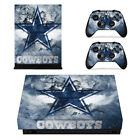 Choose Console - Dallas Cowboys - Vinyl Skin + 2 Controller Skins [0055] $15.85 USD on eBay
