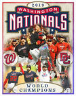 Washington Nationals World Series Champions - poster print