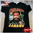 Childish Gambino This is America Tour T-Shirt We Just wanna Party Black S-6XL image
