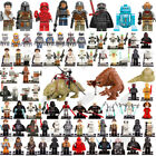 star wars minifigures Yoda Darth Vader Kylo Ren Rey R2-D2 C-3PO Mandalorian Toys $10.99 USD on eBay