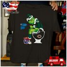 FREESHIP Grinch NFL Official Team Football Green Bay Packers T-Shirt Black S-6XL $20.99 USD on eBay