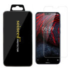 {1-10Pack} SOINEED® Nokia 6.1 Plus,X6 2018 Tempered Glass Screen Protector Film