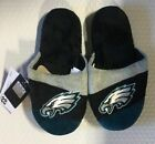 Philadelphia Eagles Youth Colorblock SLIDE SLIPPERS New - FREE SHIPPING $17.99 USD on eBay