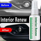 Car Plastic Parts Care Retreading Agent Interior Cleaner Maintenance 10/20/50ml