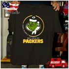 FREESHIP I Hate People But I Love My Green Bay Packers Grinch NFL T-Shirt S-6XL $23.99 USD on eBay