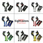 For Triumph TIGER 1050/Sport 2017-2018 CNC Fold Extend Brake Clutch Levers Grips $6.99 USD on eBay