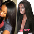 100% Real Indian Human Hair Wigs 13X6 Lace Front Wig Black Body Wavy for Women s