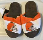Cleveland Browns Youth SLIDE SLIPPERS New - FREE SHIPPING $17.99 USD on eBay