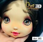 Kyпить EYES STICKERS 3D-OJOS AUTOADHESIVOS MARIELA LOPEZ,PORCELAIN,FOAM # 160-UP-3D на еВаy.соm