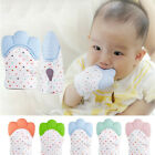 Newborn Baby Silicone Mitts Teething Mitten Glove Candy Wrapper Teether Toy Gift