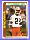 1978 Topps Cleveland Browns  (You Pick) $1.1 USD on eBay