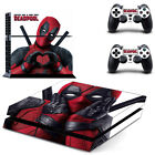 Choose Console - Deadpool - Vinyl Skin + 2 Controller Skins [0035]