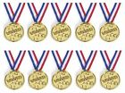 Plastic Gold Medals Winners Medals Sports medals For Kids Party Bag Fillers  <br/> BRAND NEW ITEM , SAME DAY DISPATCH ,FREE FAST DELIVERY