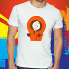 6Best New SOUTH PARK Kenny Cartoon TV Series Character Mens White T-Shirt Size