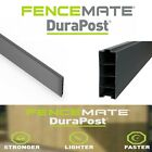 Fencemate Duraposts Composite Gravel Boards - Grey, Olive and Brown