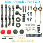 For Wpl 1:16 B1 B16 B36 C14 Rc Car Upgrade Op Metal Differential Diy Parts