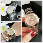 New Design PA Watch Stainless Steel Quartz Watch For Women Birthday Gift image