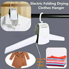 Electric Clothes Drying Rack Portable Dryer Hanger Folding Travel Laundry Shoes
