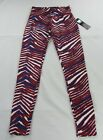 Buffalo Bills NFL Majestic Zubaz Women's Graphic Leggings $19.99 USD on eBay