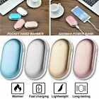 5000mAh Portable Hand Warmer Heater USB Charger Electric Rechargeable Power Bank