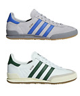 ADIDAS JEANS TRAINERS GREY BLUE / WHITE GREEN MENS,RETRO,CASUAL SIZES 7-11
