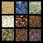 Garden Coloured Pebbles, Stones, Gravel, Slate, Cobbles, Decorative Aggregates