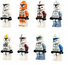 Authentic LEGO Star Wars Clone Wars Minifigures - Troopers, Officers - YOU PICK $19.99 USD on eBay