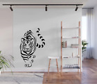 Prowling Tiger Wall Art Sticker Decal Home Decor A71