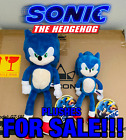 NEW 2020 Sonic The Hedgehog Movie Plush  7-10 or 12-15 Original Toy Factory