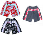 Mens Surf Skate Flower Swim Board Sport Stripe Swimming Designer Trunks Shorts