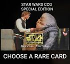 Kyпить Star Wars CCG Special Edition Rare Single Cards - Choose Your Card - SWCCG на еВаy.соm