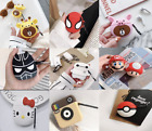New AirPods Cute 3D Cartoon Silicone Case Cover Protective for Apple Airpod 2 1 $8.99  on eBay