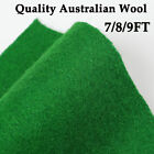 7/8/9FT Worsted Pool Table Cloth - Fast Billiard Felt Cover w/ PRE-CUT RAILS $76.9 USD on eBay