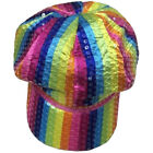 Unisex Gay Pride Fancy Dress Accessory Rainbow Hats Jewellery LGBT Parade Party