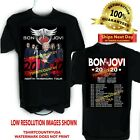 Bon Jovi and Bryan Adams 2020 Concert Tour t shirt Sizes S to 6X and Tall Sizes image
