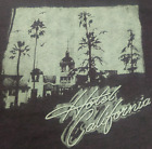 Eagles Hotel California Rock Music Band T Shirt New Licensed Men's t-shirt image