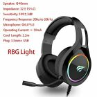 HAVIT Gaming Headset PC USB 3.5mm Wired XBOX / PS4 Headsets with 50MM Driver,