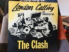 "THE CLASH 12"" Single Vinyl Record LONDON CALLING...RARE UK FIRST ISSUE CBS 1979"