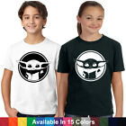 Baby Yoda Star Wars Mandalorian Disney Vacation T Shirt YOUTH Kids Boy Girls Tee $9.99 USD on eBay