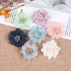 10pcs Chiffon Artificial Flower Decoration Home Craft Party Wedding Flowers