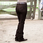 Rod's Exclusive Chocolate Riding Jeans