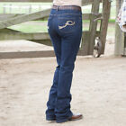 Rod's Exclusive Classic Dark Wash Riding Jeans