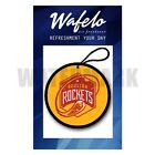 Custom Houston Rockets NBA Wafelo Air Freshener Car And Home Fragrances on eBay